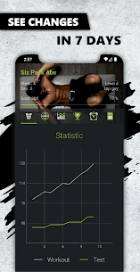 Titan – Muscle Booster, Home Workout, Six Pack Abs 3.2.5 Apk 5