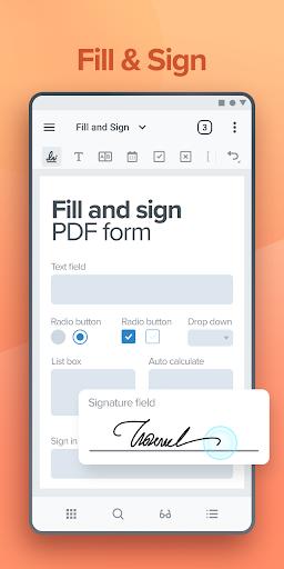 Xodo PDF Reader & Editor apktram screenshots 2