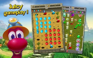 Yumsters! Free - Color Match Puzzle game