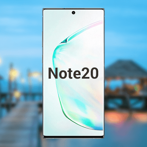 Perfect Note20 Launcher for Galaxy Note,Galaxy S A 4.4