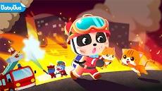 ベビーパンダの消防安全のおすすめ画像1