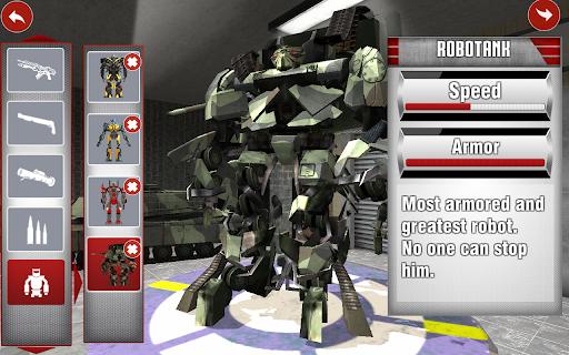 Royal Robots Battleground  screenshots 1