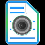 Document Camera Scanner - Scan & Save PDF or JPEG