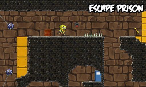 escape sponge prison screenshot 1