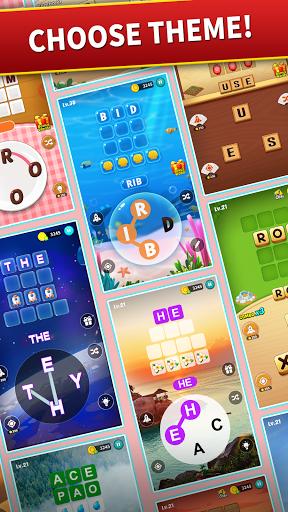Word Harvest - Brain Puzzle Game 1.0.3 screenshots 3