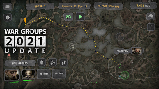 WG2021 Mod Apk 2021.3.1 (All Survival Maps Are Open) 4