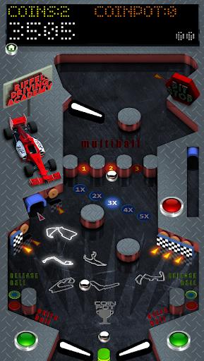riffel pinball racing screenshot 3