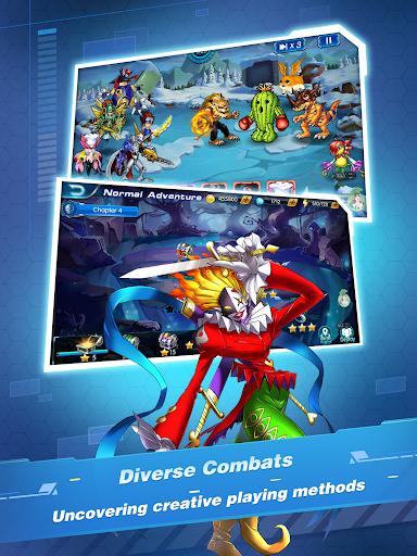 Digimonuff1aUltimate Evolution 1.0.12 screenshots 10
