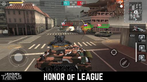 League of Tanks - Global War 2.5.1 screenshots 4