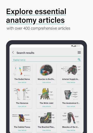 Teach Me Anatomy: 3D Human Body & Clinical Quizzes  Screenshots 13
