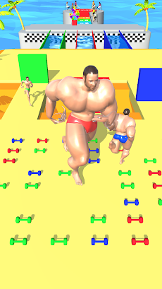 Muscle Race 3Dのおすすめ画像3