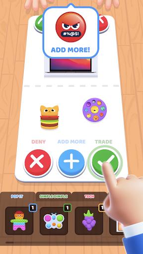 Fidget Toys Trading: fidget trade relaxing games  screenshots 2