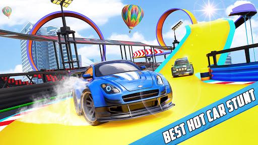 Car Stunts 3D Free- Impossible Ramp Car Stunt 2021  screenshots 1
