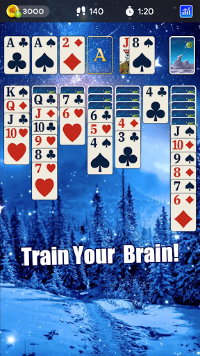 Solitaire - Classic Solitaire Card Games modavailable screenshots 18