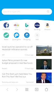 Browser- Secure Search,Ad Block,Fast Download,News 5.2.13