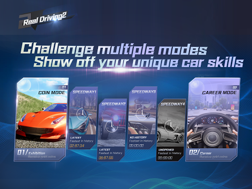Real Driving 2:Ultimate Car Simulator 0.08 screenshots 5
