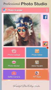 تطبيق Photo Wonder 1