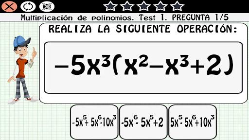 Matemu00e1ticas 13 au00f1os screenshots 14