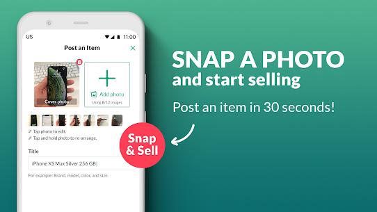 OfferUp  Buy. Sell. Letgo. Mobile marketplace Apk 4