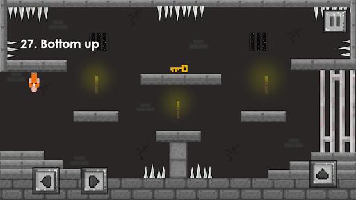 Escaping Noob vs Hacker: one level of Jailbreak apkpoly screenshots 12