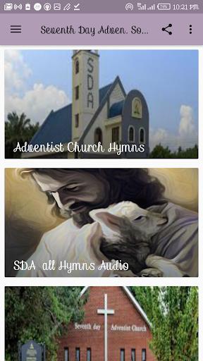 SDA (Seventh Day Adventist) Audio Hymns, Podcasts  screenshots 2
