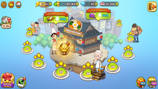Cooking Adventureu2122 with Korea Grandma  screenshots 6