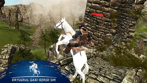 Ertugrul Gazi Horse Simulation: ertugrul gazi game 0.8 screenshots 2
