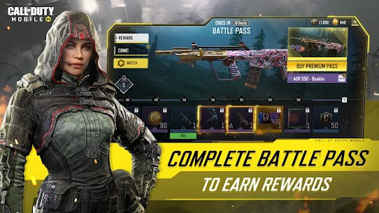Download Call Of Duty Mobile Apk For Android [Latest Version/Unlimited Cp/Money] 5