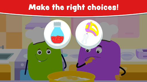 Cooking Games for Kids and Toddlers - Free 2.1 screenshots 7