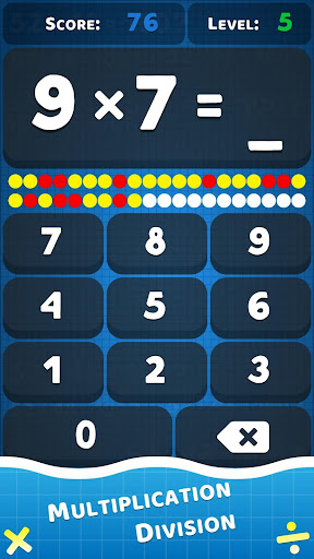 Math problems: mental arithmetic game modavailable screenshots 11