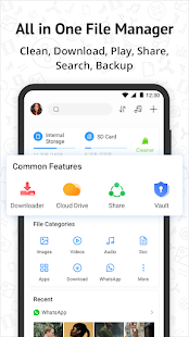 Max Files - File Manager & Video Downloader