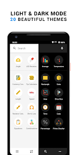 CalcKit Mod Apk: All-In-One Calculator (Premium/Paid Features Unlocked) 3