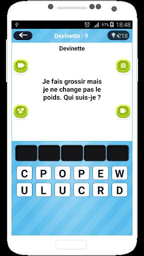Devinette en Franu00e7ais screenshots 4