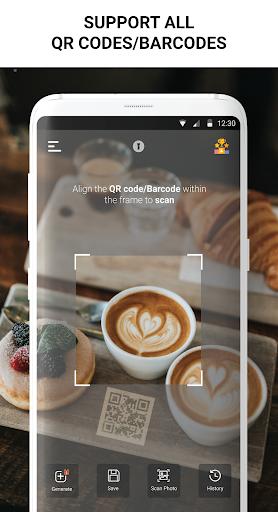 QR Scanner - QR Code Reader & Barcode Generator 2.0.36 Screenshots 3