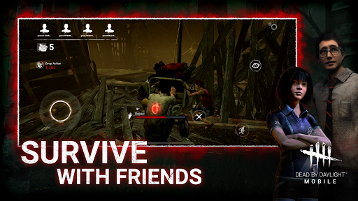 Dead by Daylight Mobile - Multiplayer Horror Game apkmr screenshots 2