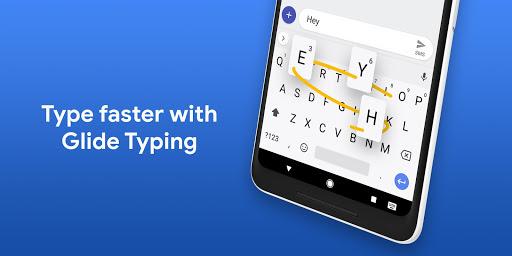 Gboard - the Google Keyboard android2mod screenshots 1