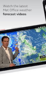Met Office Weather Forecast 2.10.0 Screenshots 5