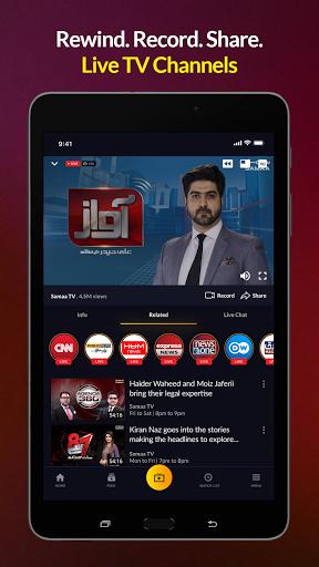 mjunoon.tv: Watch PSL 6 2021 Live and Free  Screenshots 16
