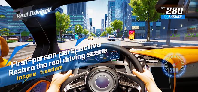 Real Driving 2: Ultimate Car Simulator Mod Apk 0.0.8 (Lots of Money) 6