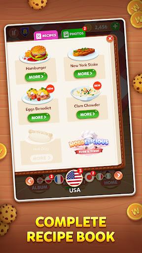 Wordelicious: Food & Travel - Word Puzzle Game apkdebit screenshots 14