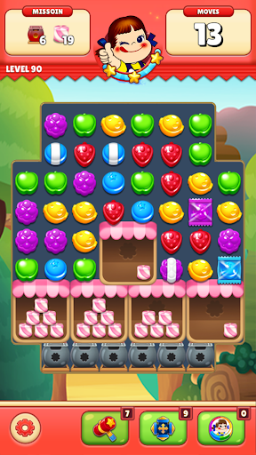 Milky Match : Peko Puzzle Game screenshots 24