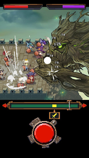 Warriors' Market Mayhem VIP : Offline Retro RPG 1.5.24 screenshots 5