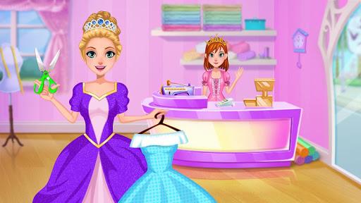 📏✂️Royal Tailor Shop - Prince & Princess Boutique  screenshots 1