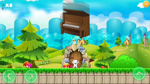 Super Cat World 2 HD - Syobon Action 1.0 screenshots 12