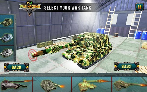 Tank Battle : Free Tank Games Hack Online (Android iOS) 5
