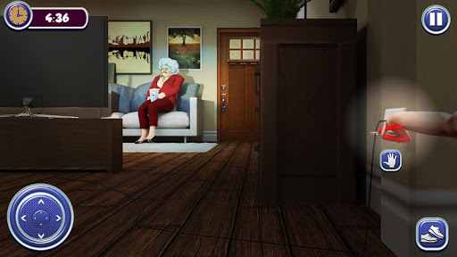 Scary Haunted Teacher 3D - Spooky & Creepy Games  screenshots 1