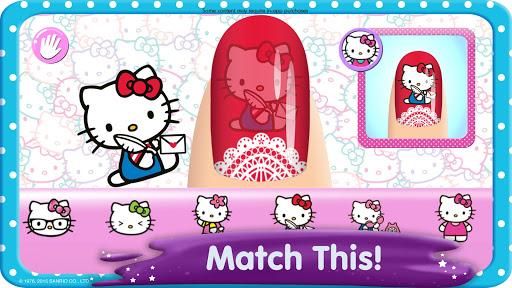 Hello Kitty Nail Salon 1.11 screenshots 3