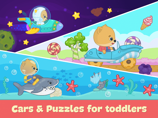 Car games for toddlers  screenshots 8