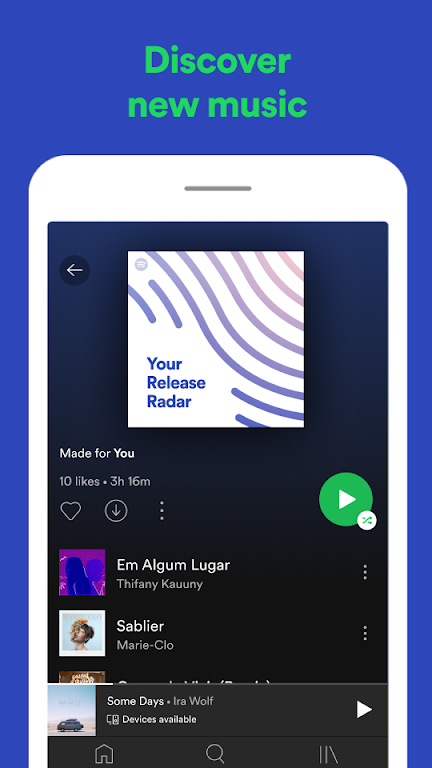 Spotify: Listen to podcasts & find music you love  poster 6