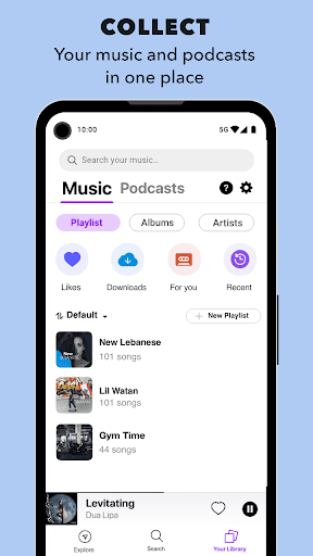 Anghami - Play, discover & download new music apktram screenshots 5